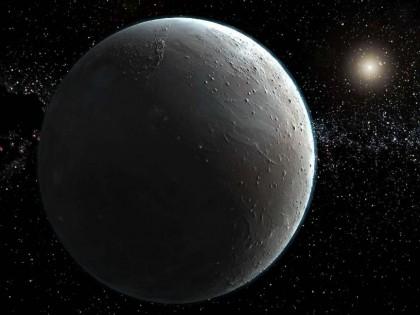 Планета Эрида (Эрис)