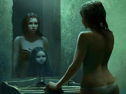 Странная девочка, или двери в потусторонний мир