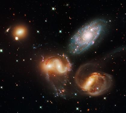 Галактики местной группы