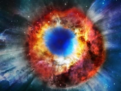 Взрывы в Космосе