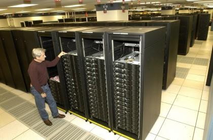 Суперкомпьютер или обычный мозг