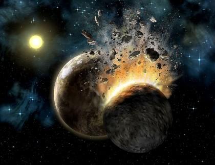 Как образовалась планета Земля?