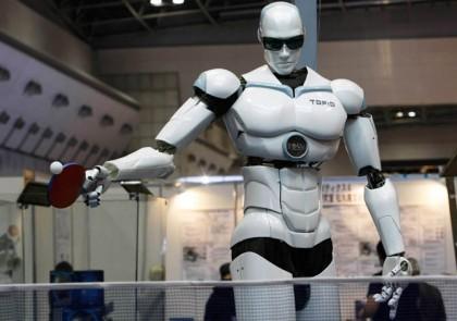 Роботы похожие на нас