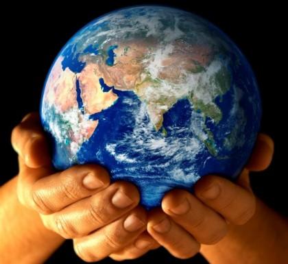 Живая планета Земля