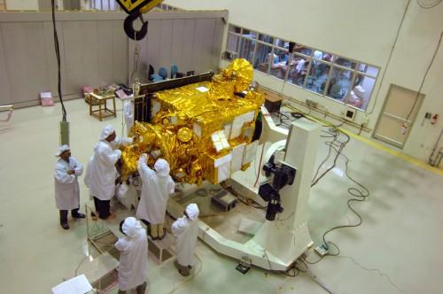 Миссия Чандраян-1