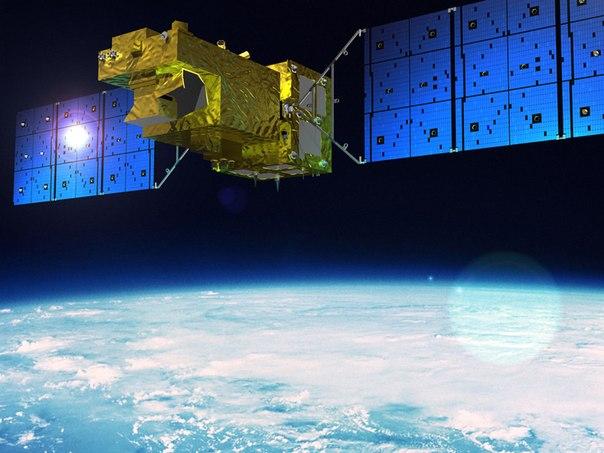 Спутник GOSAT