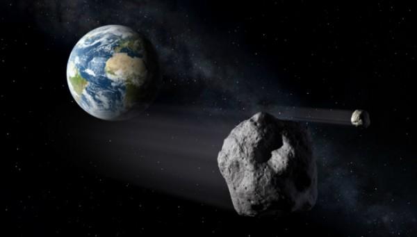 Слежение за астероидами угрожающими Земле