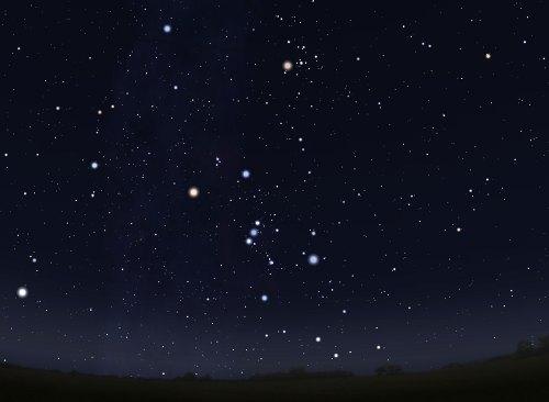 Почему ночью небо темное?