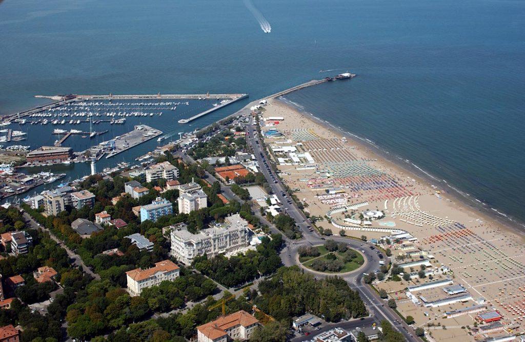 Римини. Самый знаменитый пляж Италии