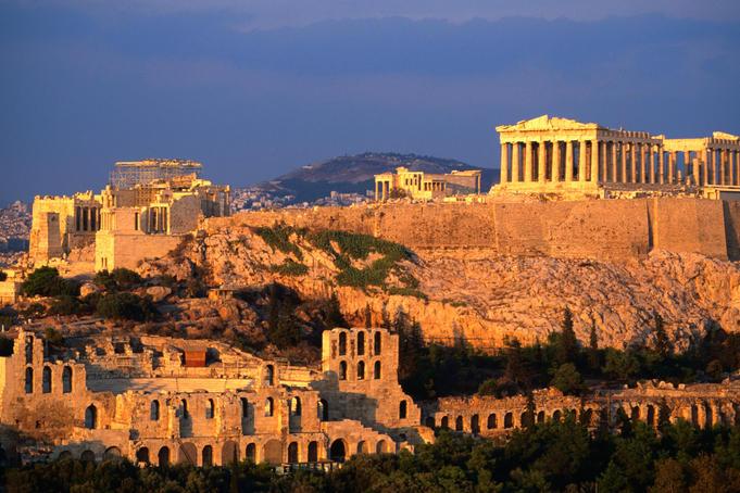 Греческие истоки в формировании современного мира