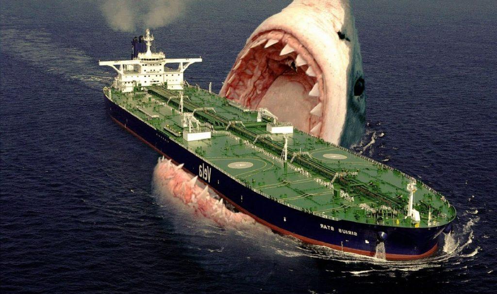 Жуткие чудовища морских глубин