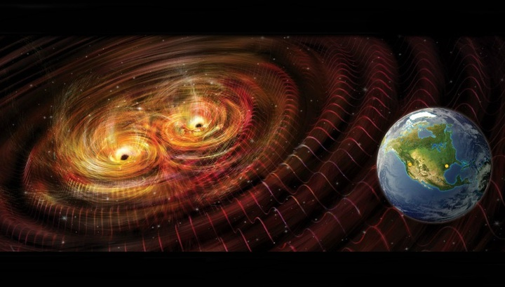Гравитационные волны. Волнение Вселенной