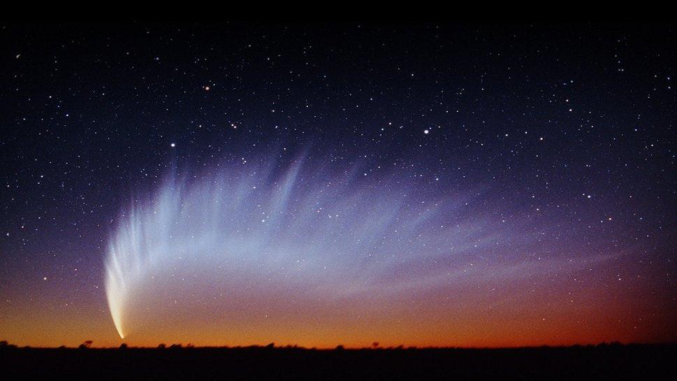 Самые известные Кометы