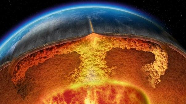 Как растет планета Земля