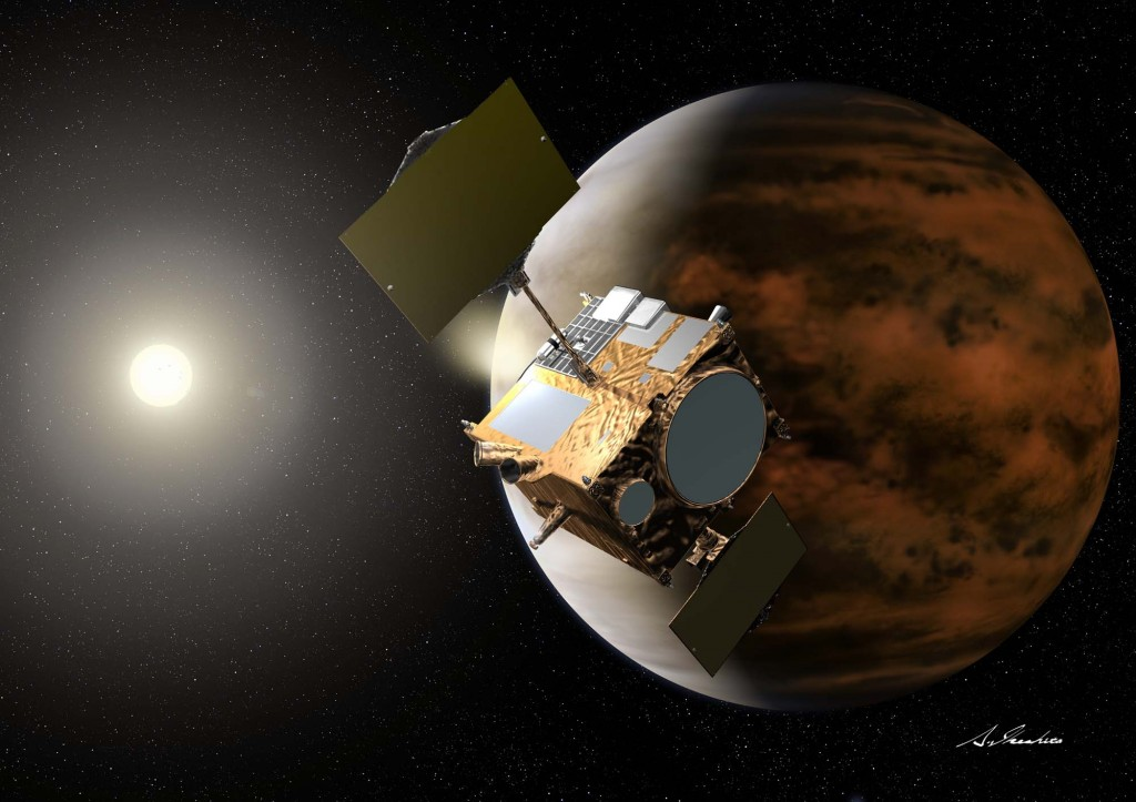 """Программа """"Венера"""": изучение """"сестры Земли"""""""