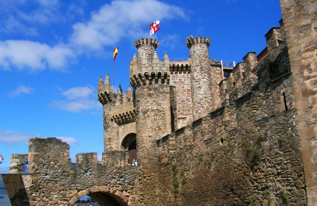 Замки области Кастилия-Леон