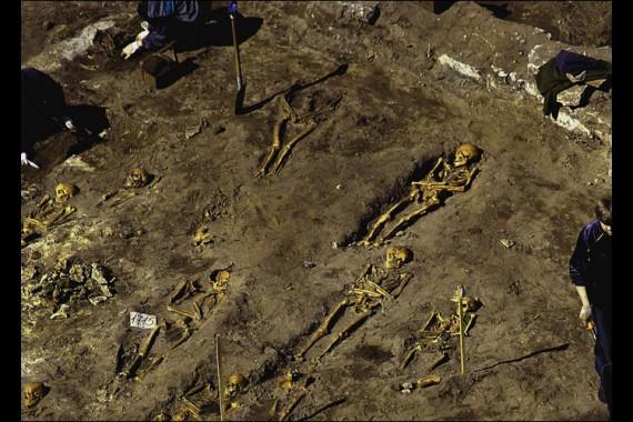 Кадочниковский могильник