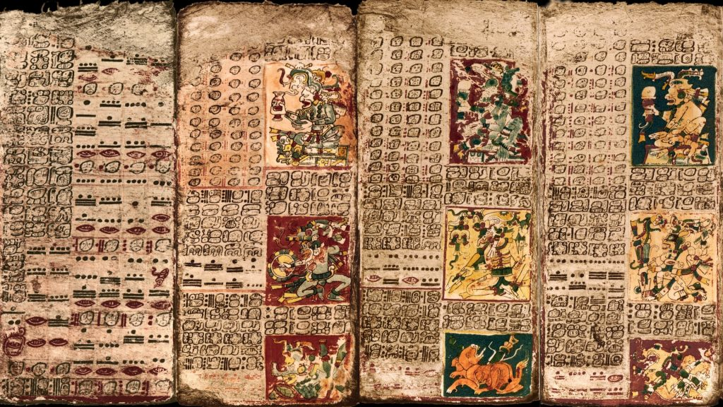 Индейцы майя опередили Коперника