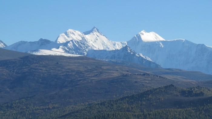Гора Бай-Тайга