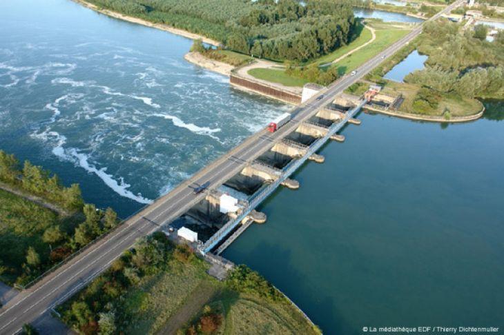 Приливные электростанции: вечная сила воды
