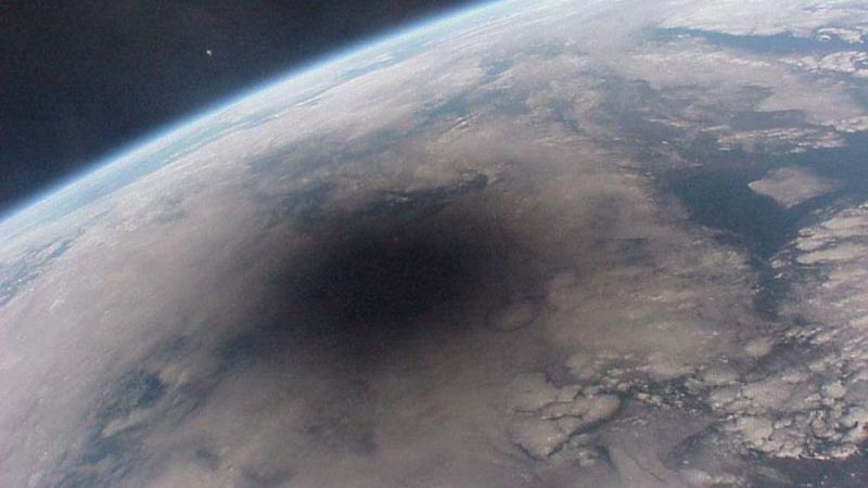 Проблема озонового слоя
