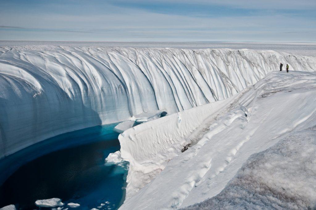 Стоковые ветры Антарктиды