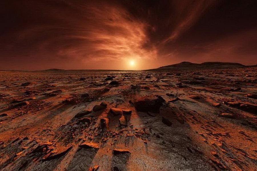 Загадки Красной планеты