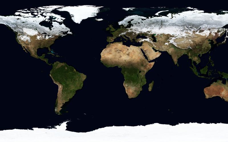 Эпоха оледенения Земли