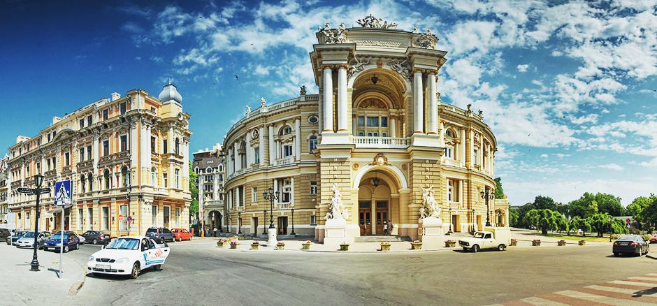 Лучшие города Украины для отдыха летом