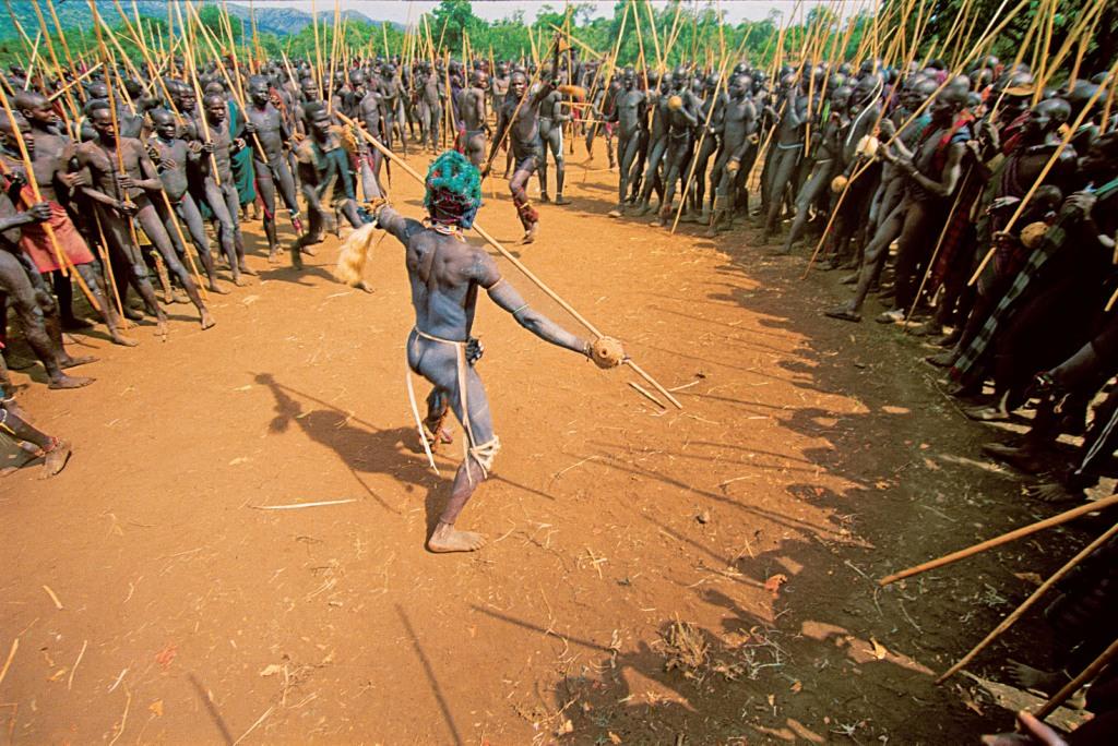 Затерянные племена Амазонии