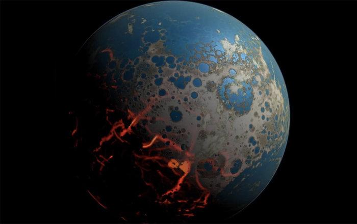 Кислородная революция на Земле