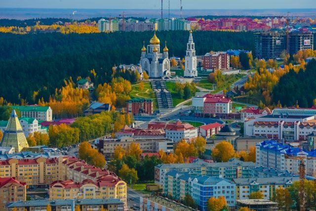 Ханты-Мансийский автономный округ — Югра