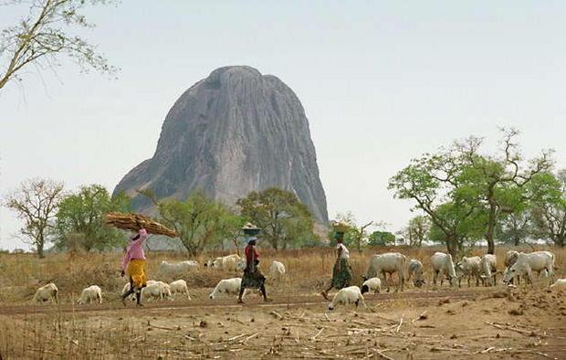 Северо-Западная Нигерия