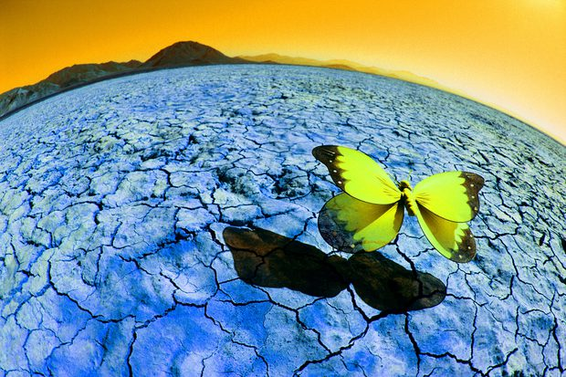Эффект бабочки Эдварда Лоренца