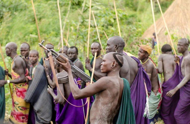 Гибель африканской цивилизации