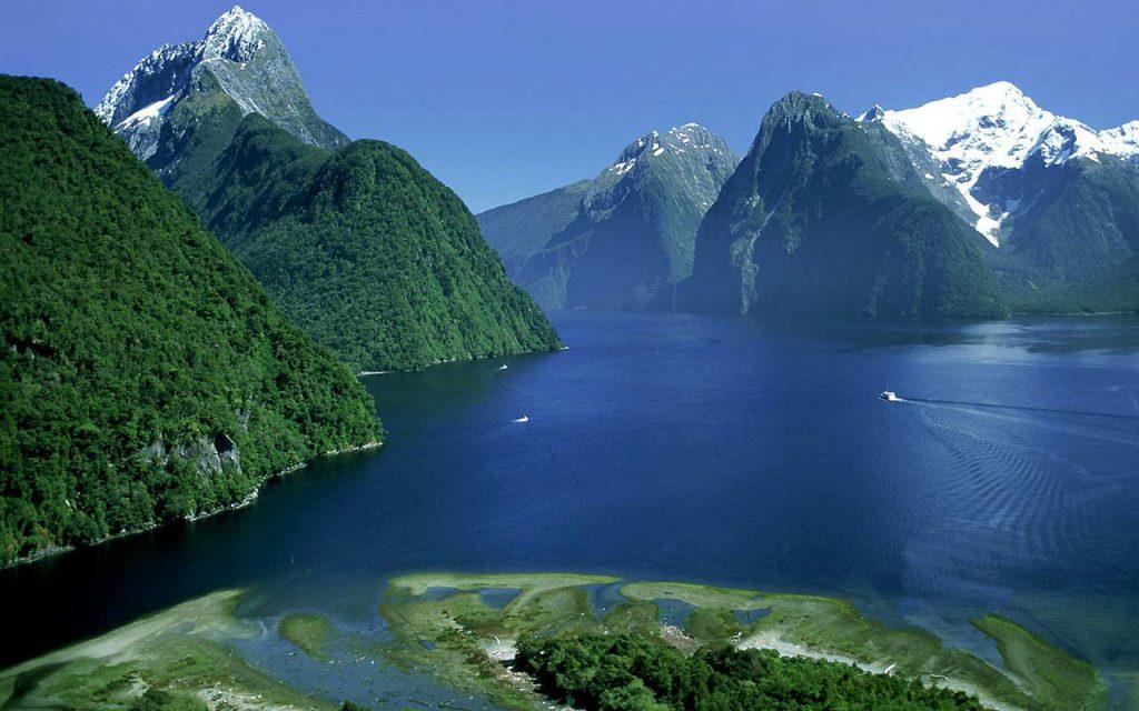Новая Зеландия - экологическая столица мира