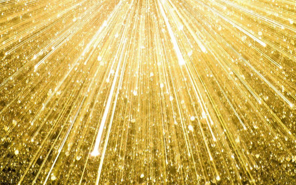 Как образовалось золото?