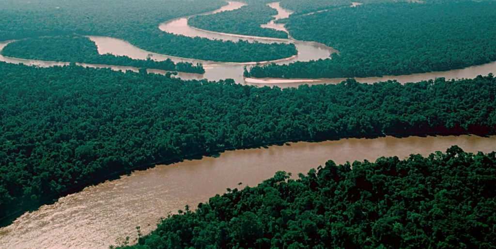 Педру де Тейшейра - Вверх по Амазонке