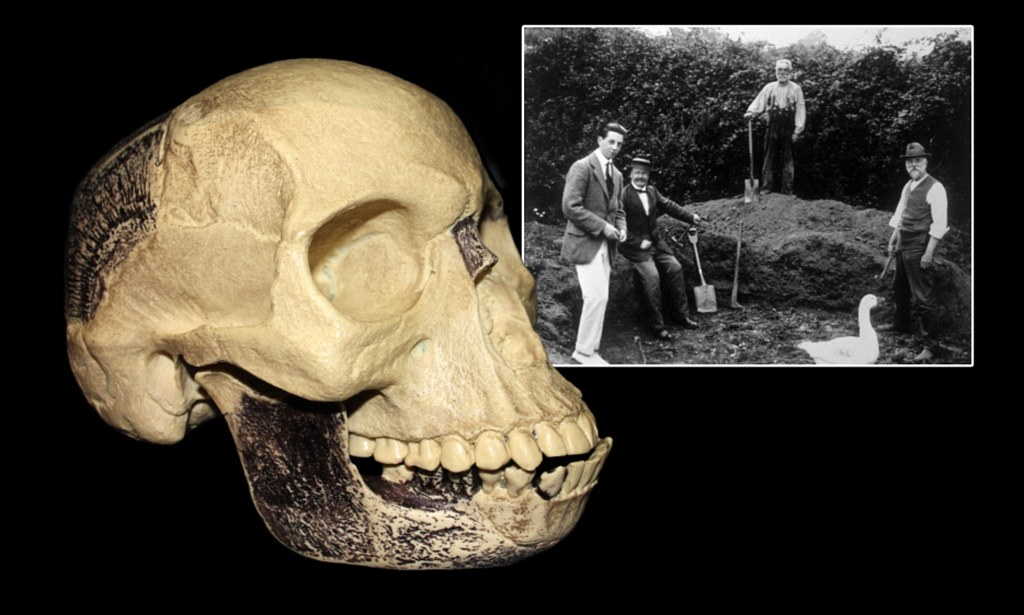 Пилтдаунский человек - мистификация британских ученых