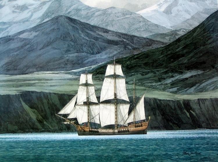 Витус Беринг: Последнее плавание командора