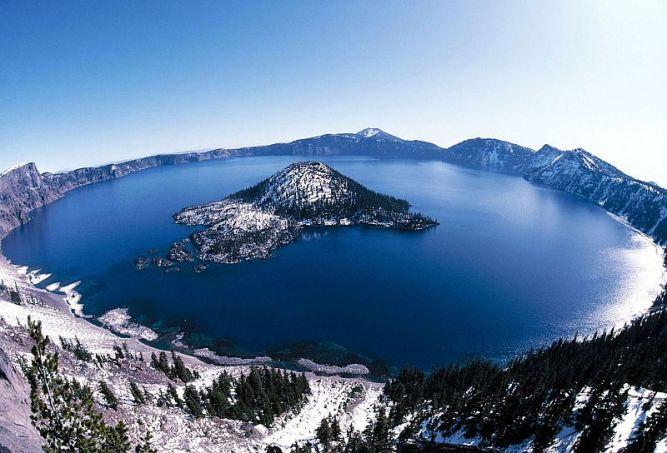 Как образуются озера