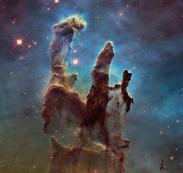 Фабрика образования звезд
