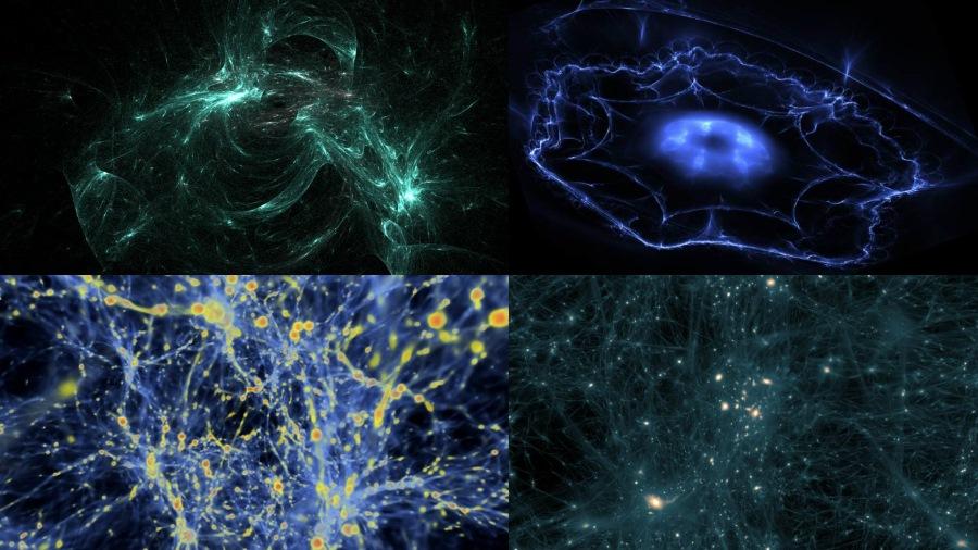 Вещество во Вселенной