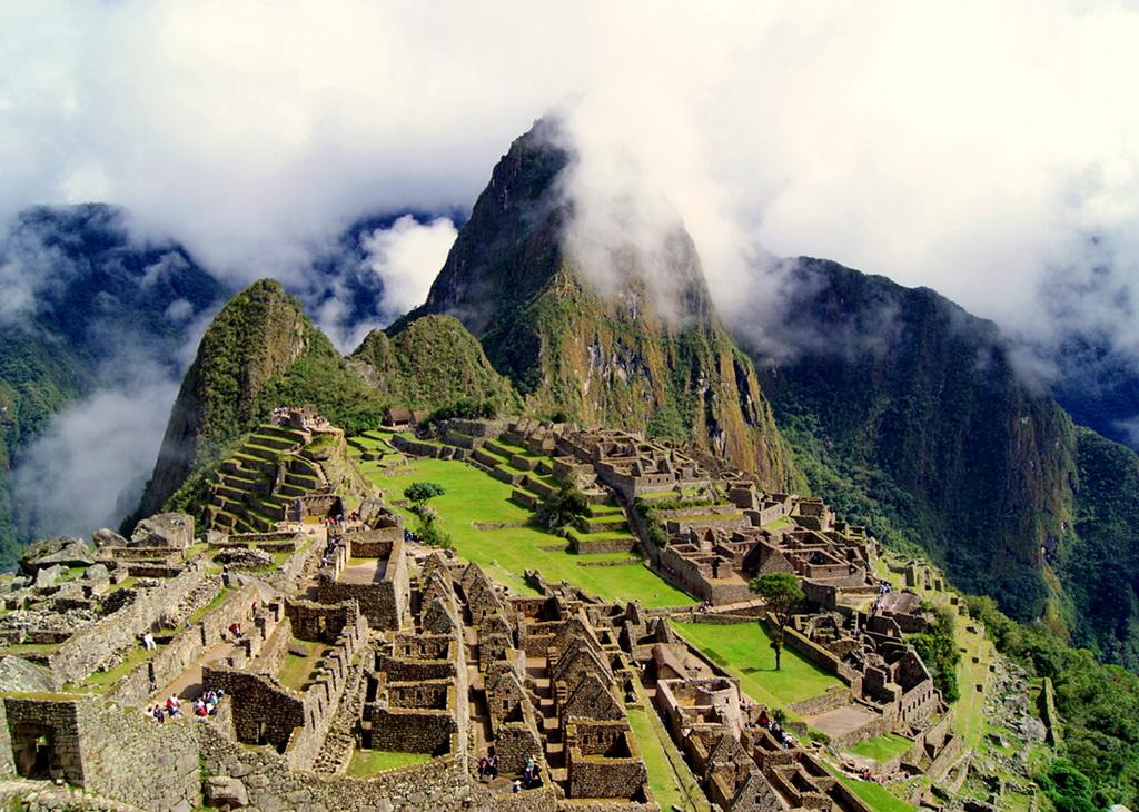 История города Мачу-Пикчу