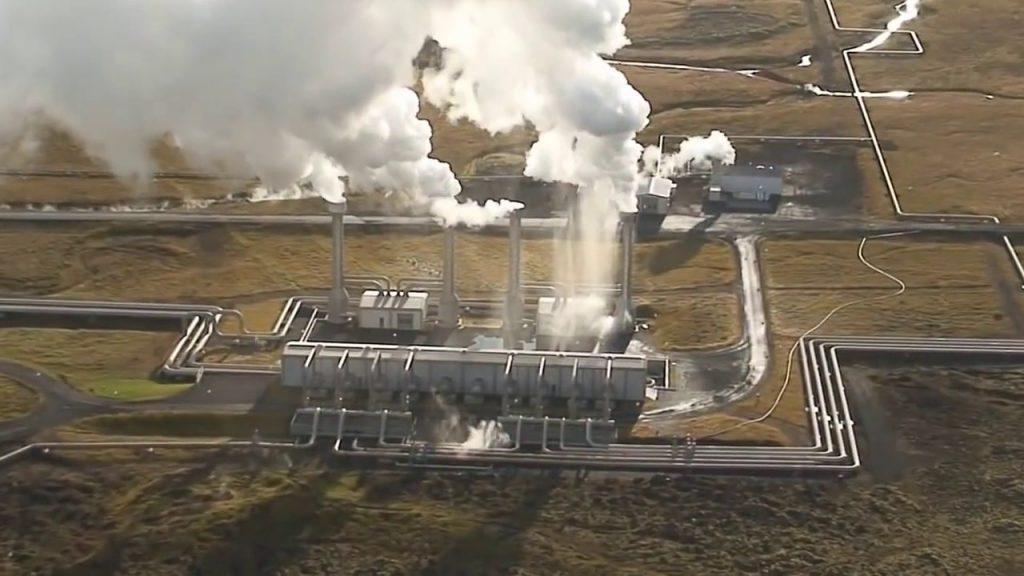 Геотермальная энергетика - электростанции на вулкане