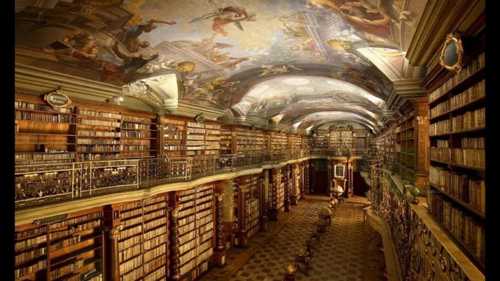 Загадка библиотеки Ивана Грозного