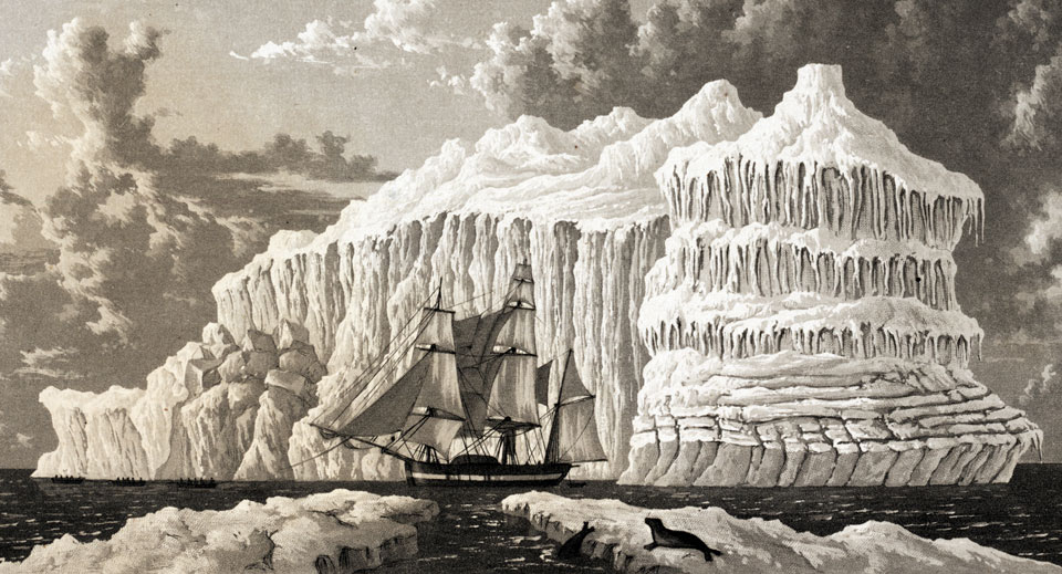 Путешествия Уильяма Парри