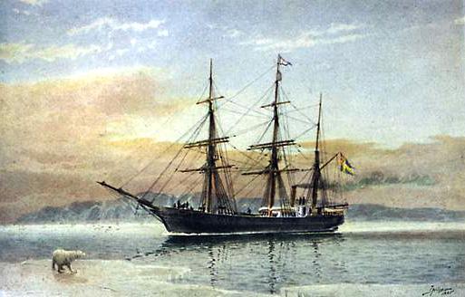 Норденшёльд: первое плавание вокруг Евразии