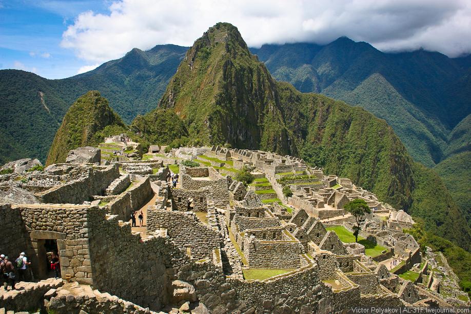 В Мачу-Пикчу обнаружены следы неизвестной цивилизации