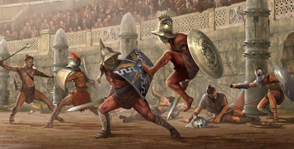 Казни в Древнем Риме